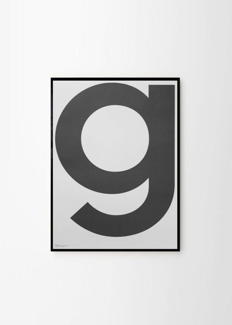 Playtype - GREY — G
