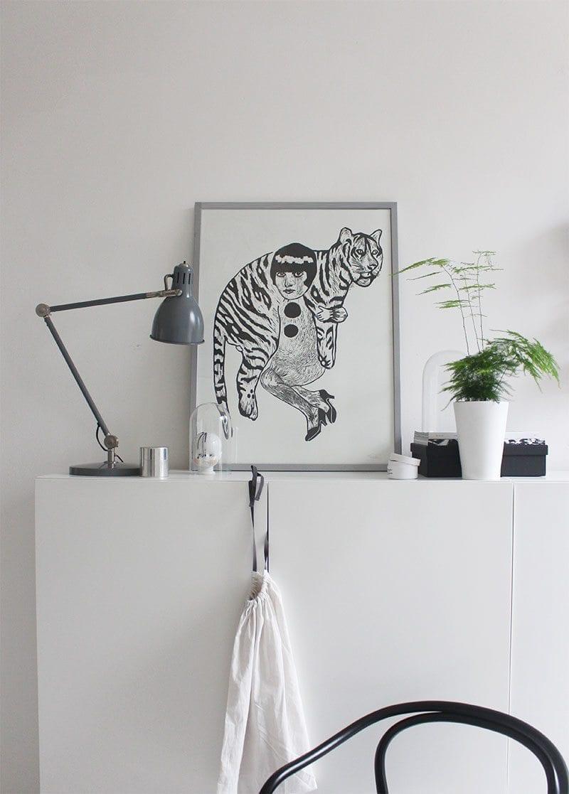 Monika Petersen - Tiger Girl