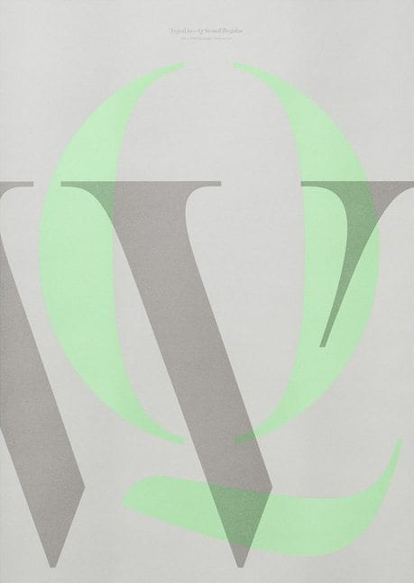 Playtype - In love with typography 2 - WQ