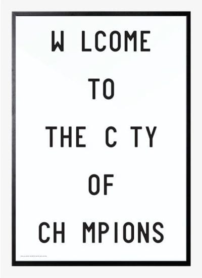 Playtype - Welcome to the city of champions