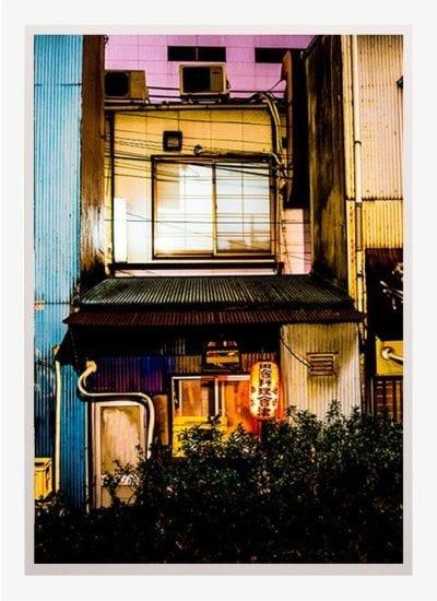 Claus Randrup - Shibuya nightlife