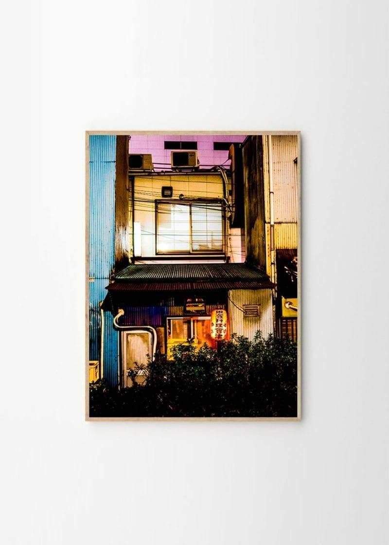 Claus Raindrop - Shibuya nightlife
