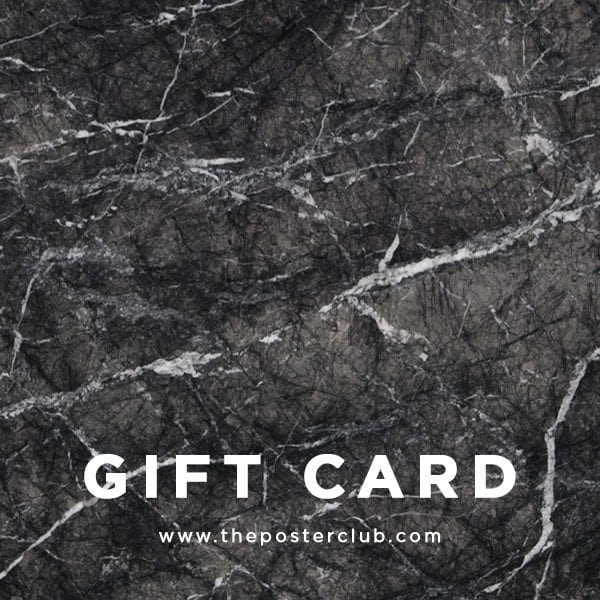Gift Card - THE POSTER CLUB