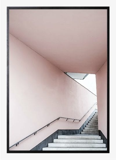 Annaleena Leino Karlsson – Pink Stairs