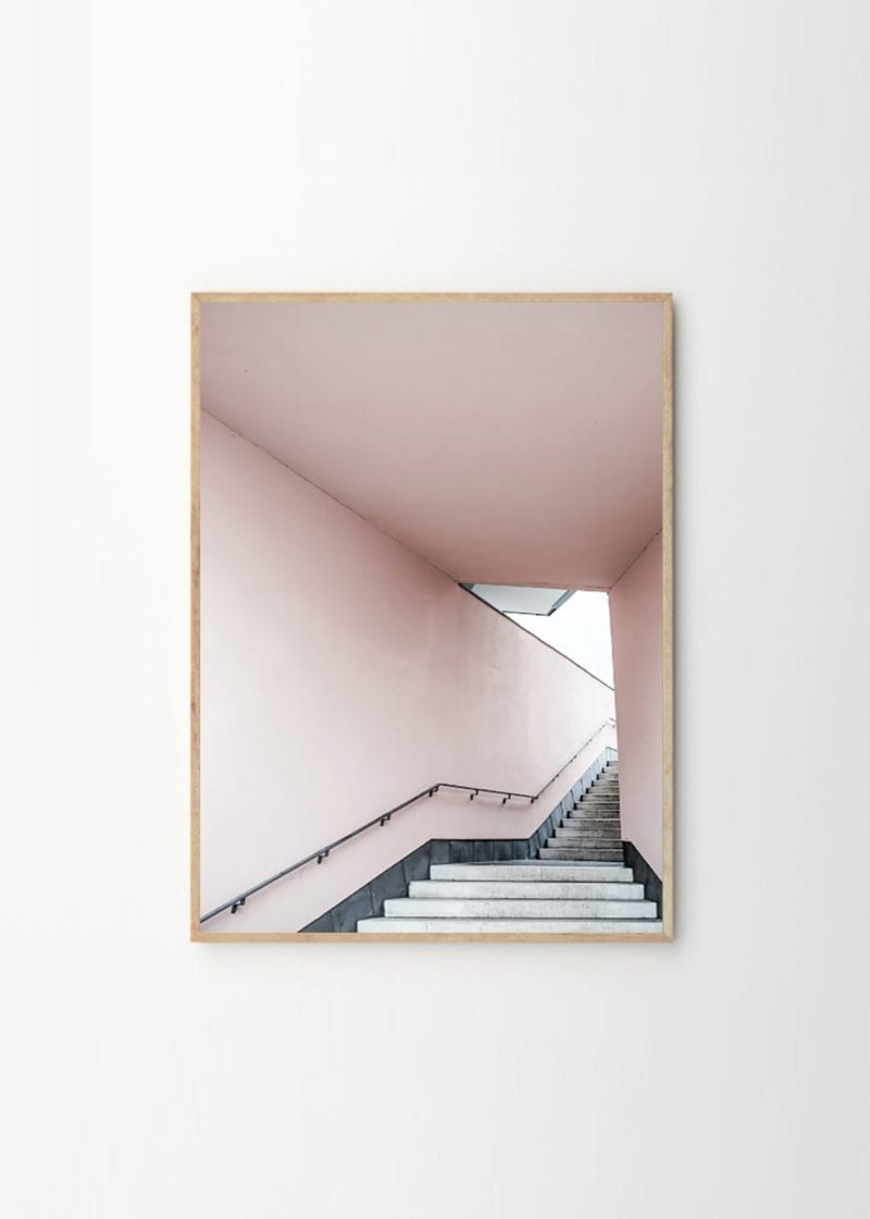 Annaleena Leino Karlsson - Pink stairs