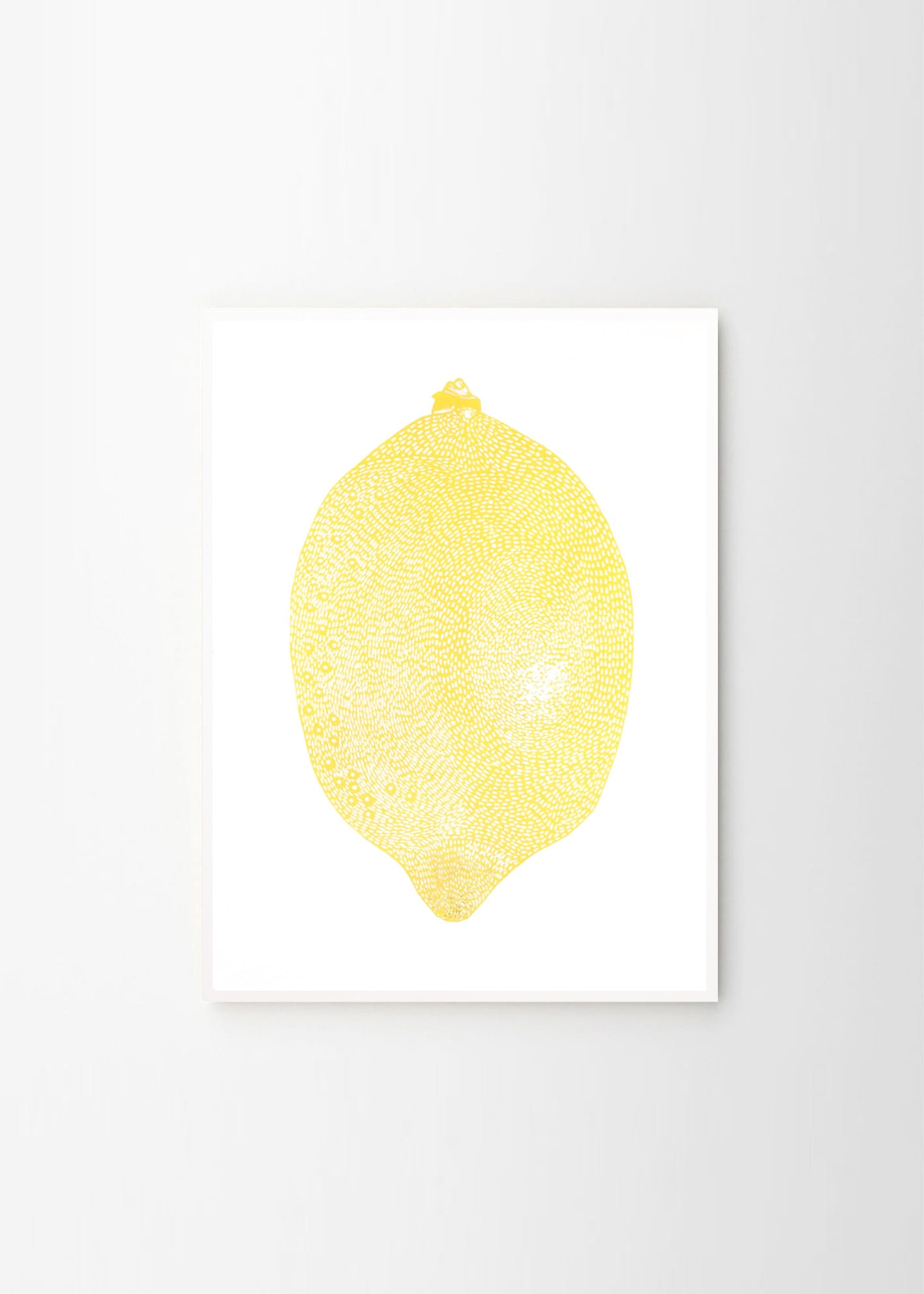 Monika Petersen - Yellow lemon