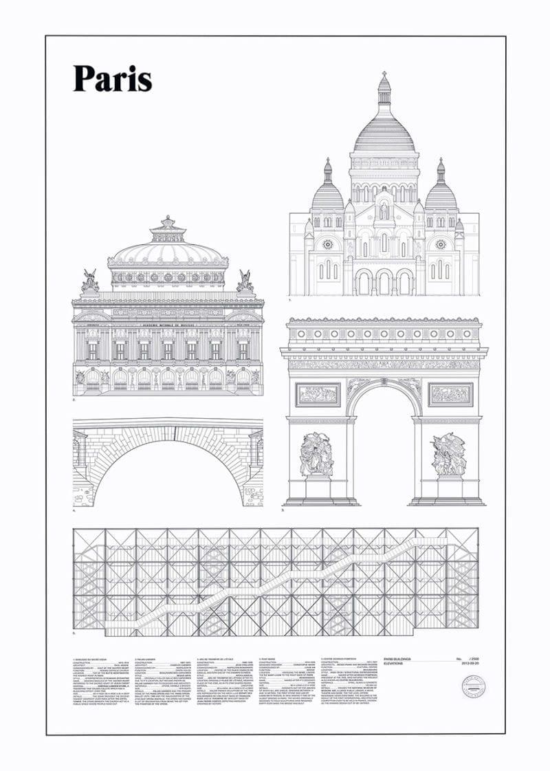 Studio Esinam - Paris Elevations