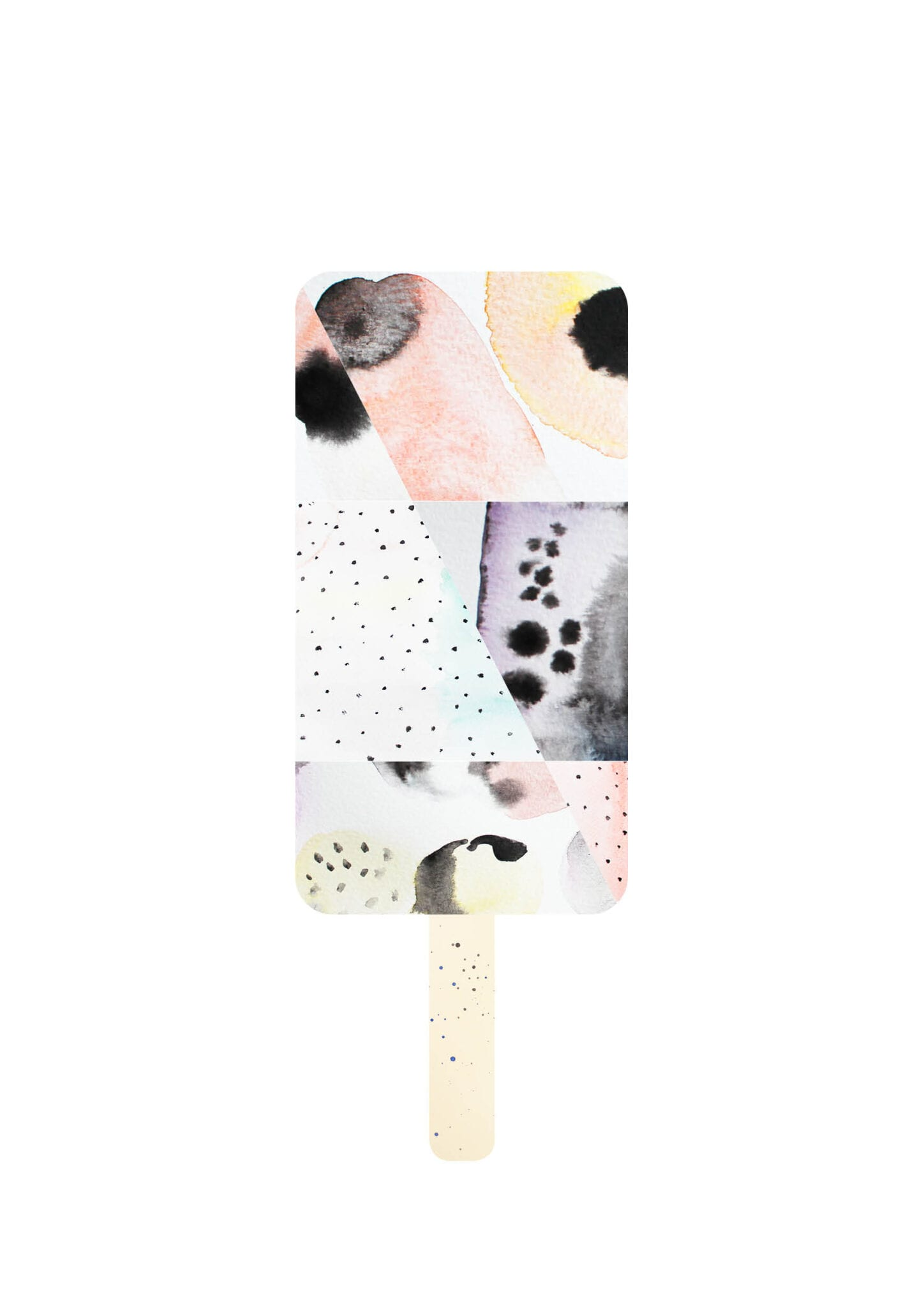 Nynne Rosenvinge - Art no 45, Peach