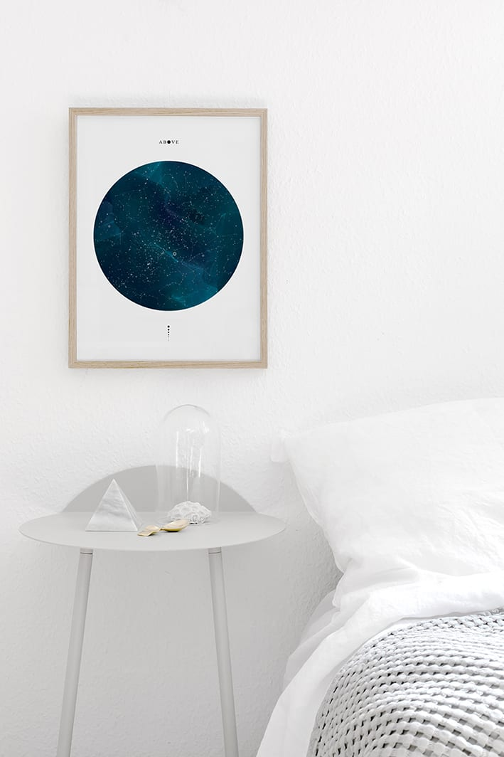coco lapine above the poster club. Black Bedroom Furniture Sets. Home Design Ideas