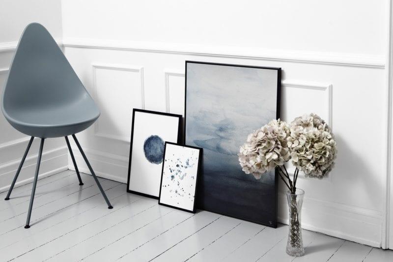 Trine Holbæk - Blue waters