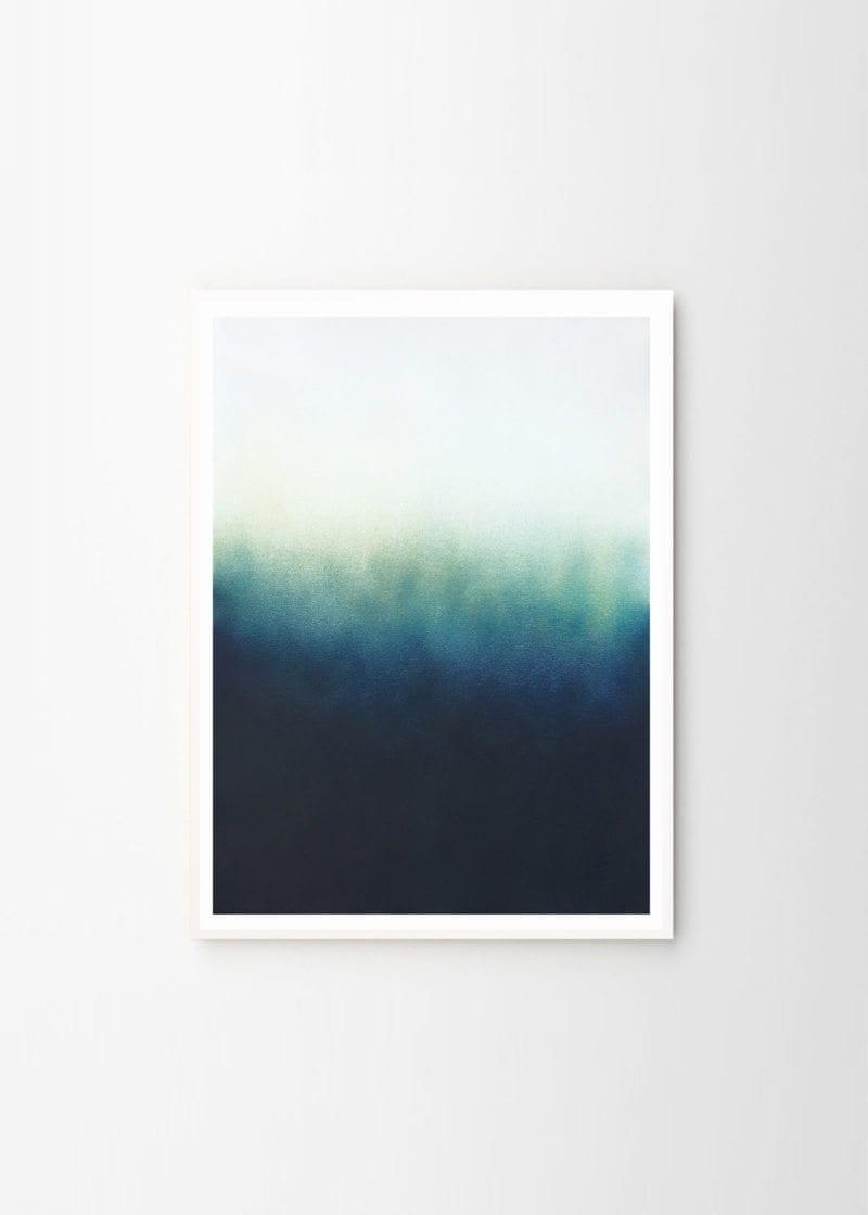 Anne Nowak - Northern Light, Green