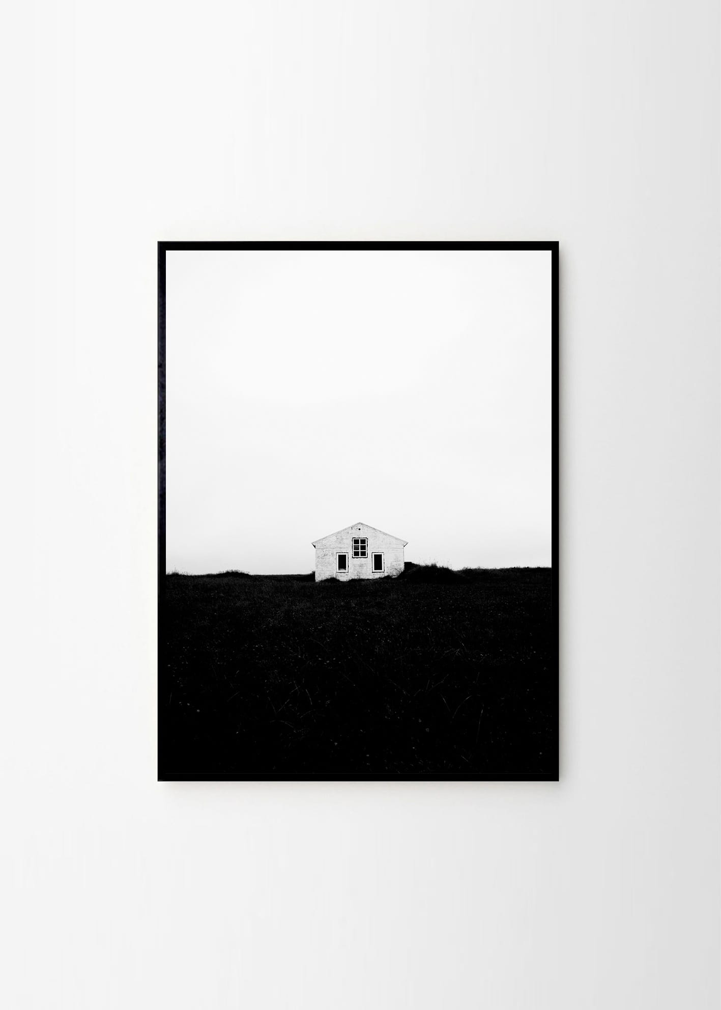 Coco Lapine, Lonely House - THE POSTER CLUB