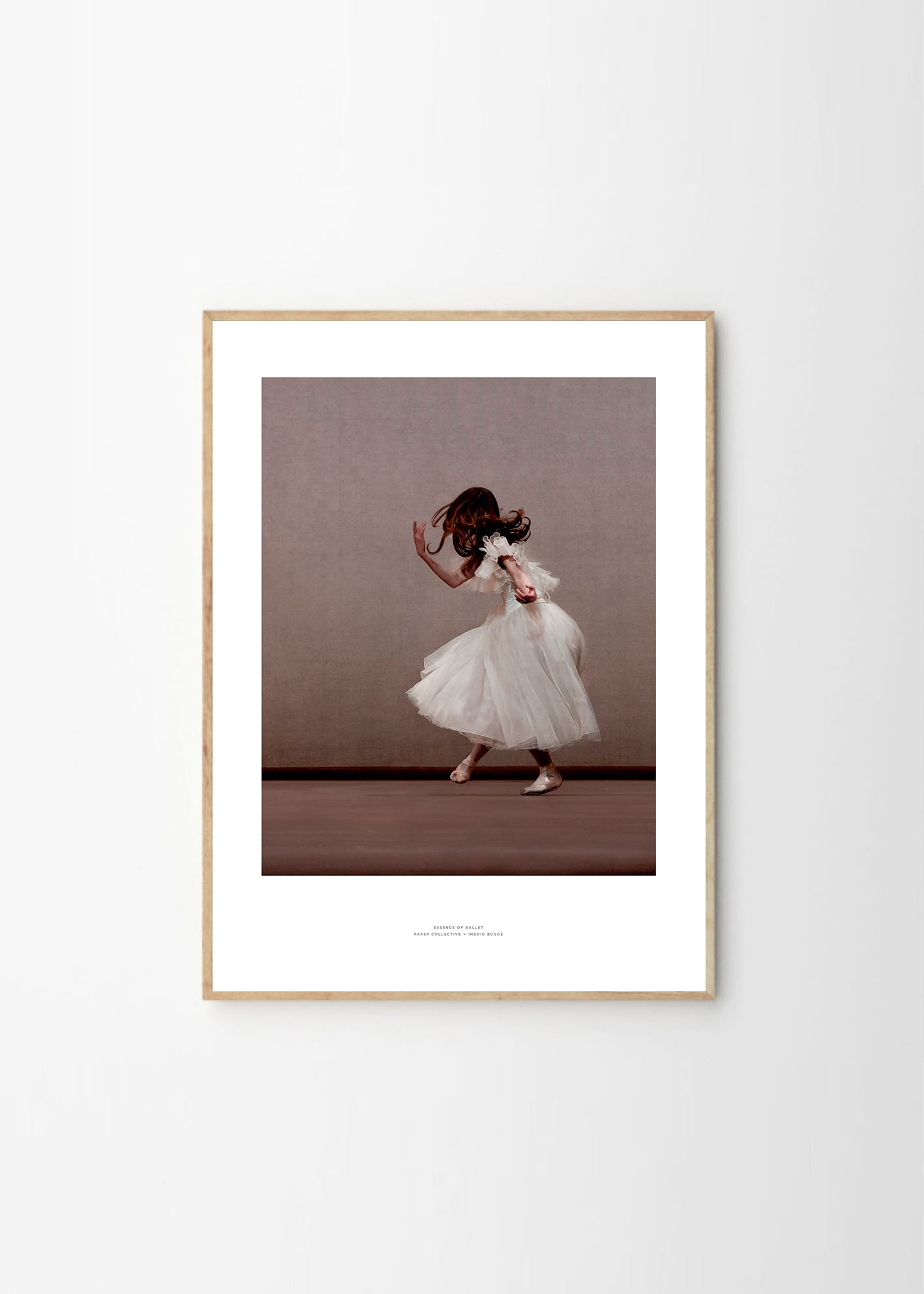 Paper Collective x Ingrid Bugge - Essence of ballet 02