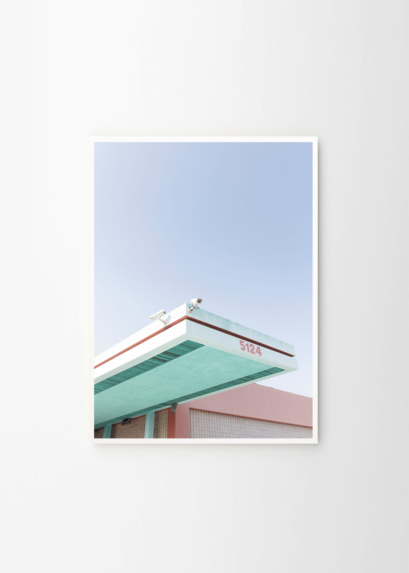 Paper Collective, Los Angeles is Pink - THE POSTER CLUB