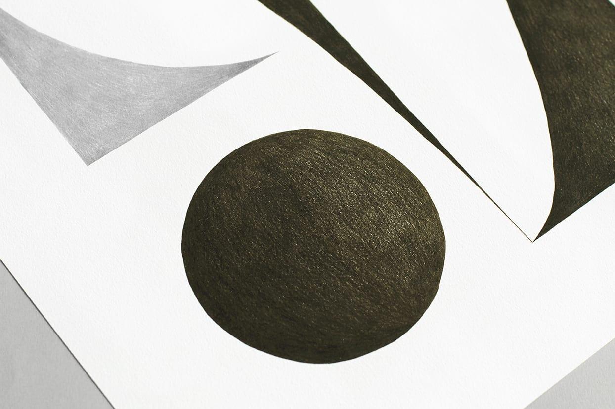 Kristina Krogh - Balance olive