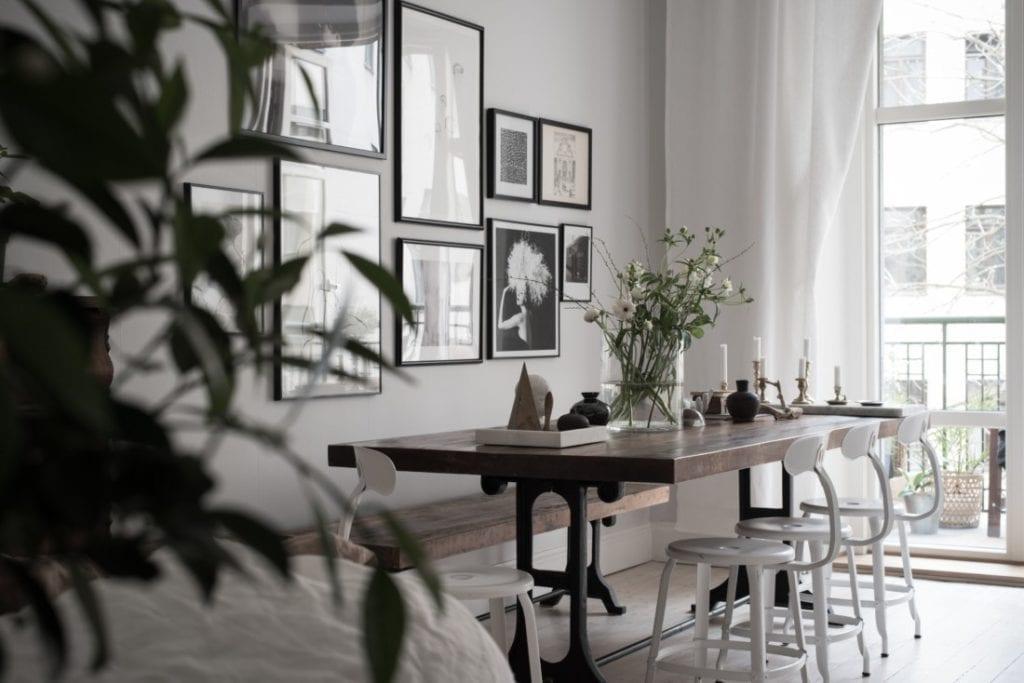Paper Collective In Beige Toned Studio | via theposterclub.com