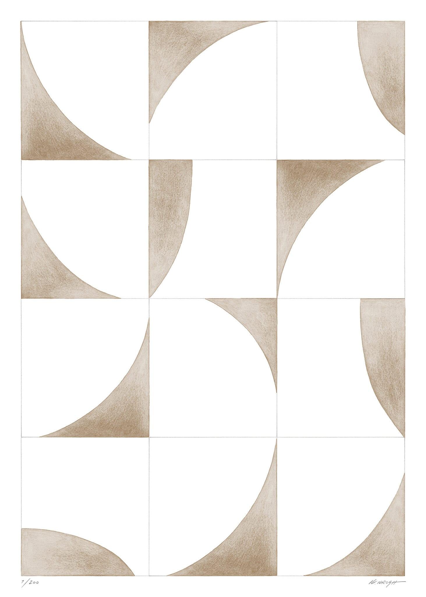 Kristina Krogh - Pieces No 01