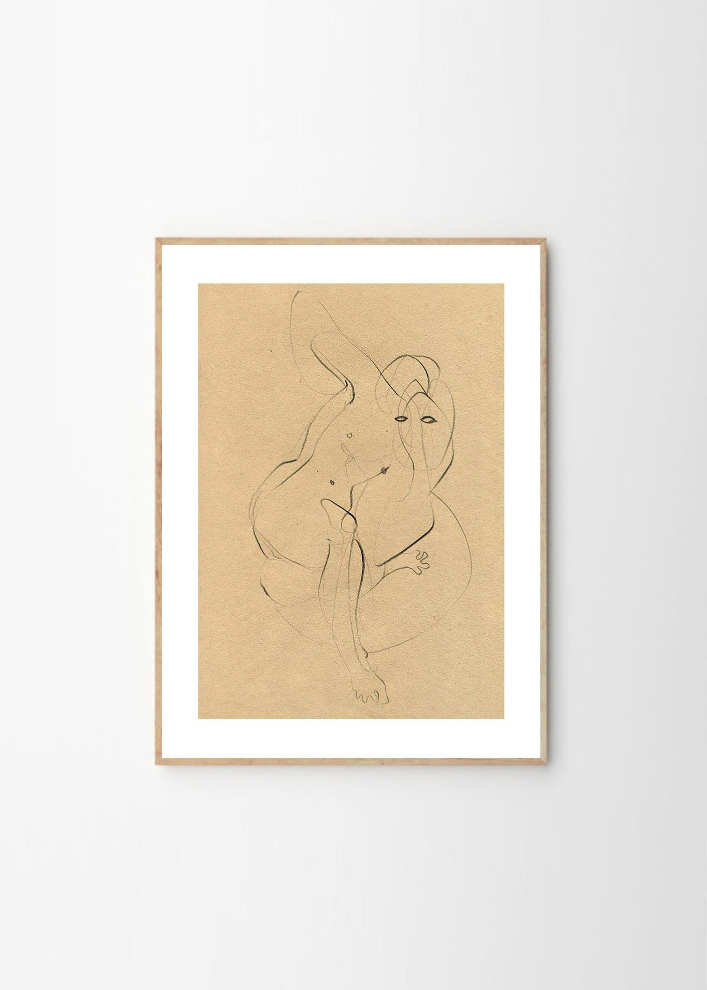 Ekaterina Koroleva, Dynamic drawing - THE POSTER CLUB