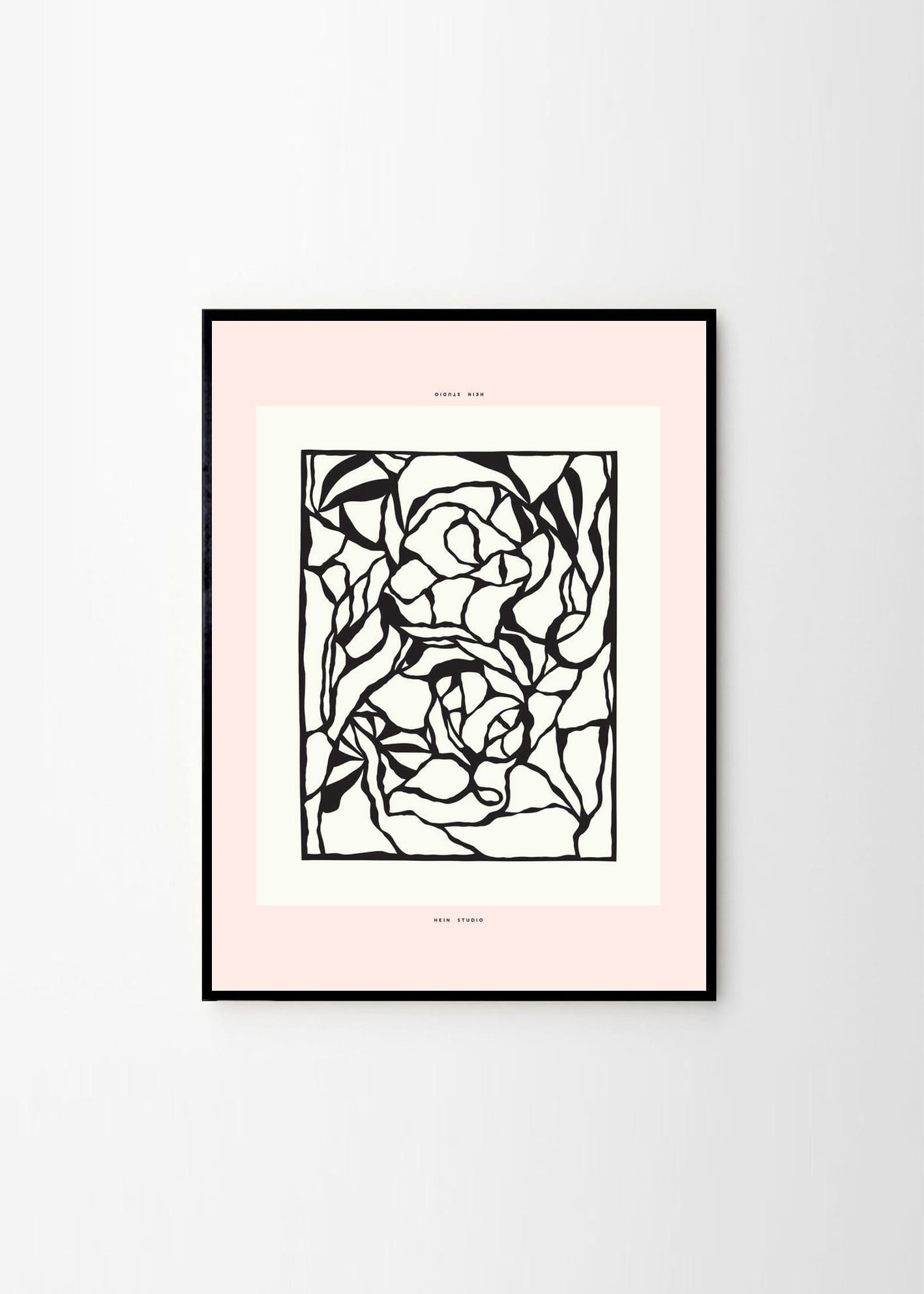 Hein Studio - I see you (Pale/Pink)