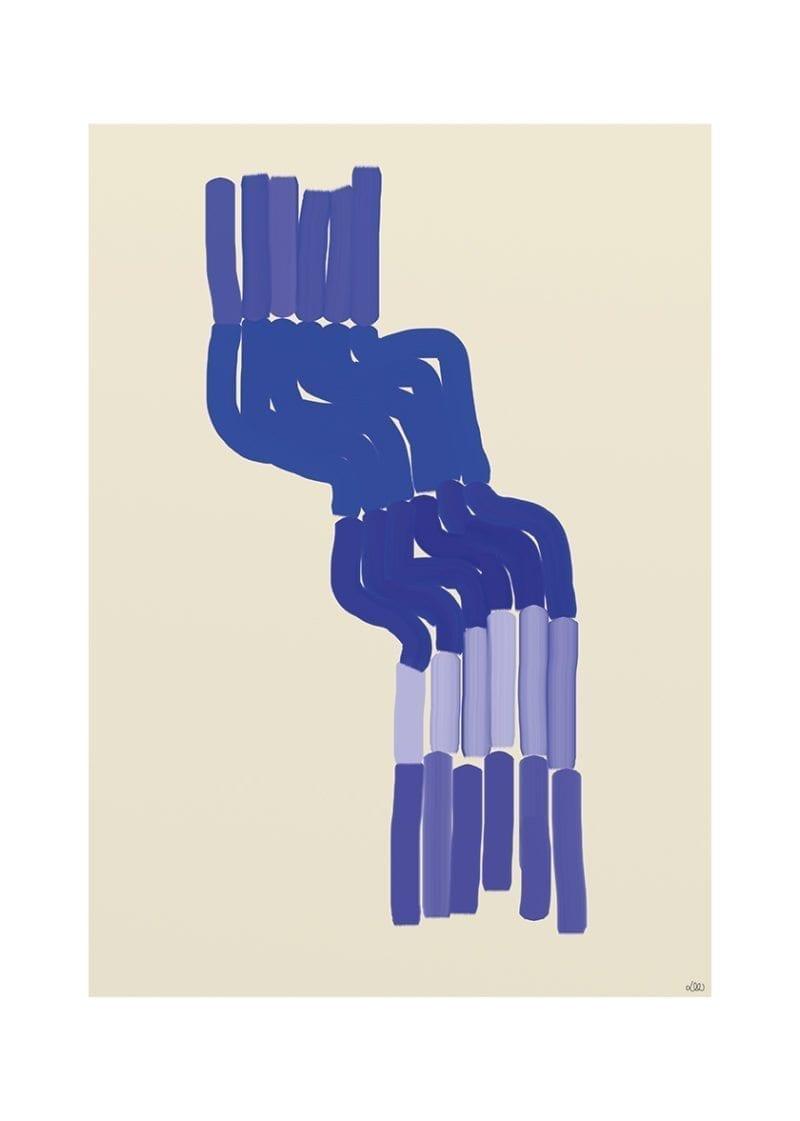 Lisa Wirenfelt - Blue shades