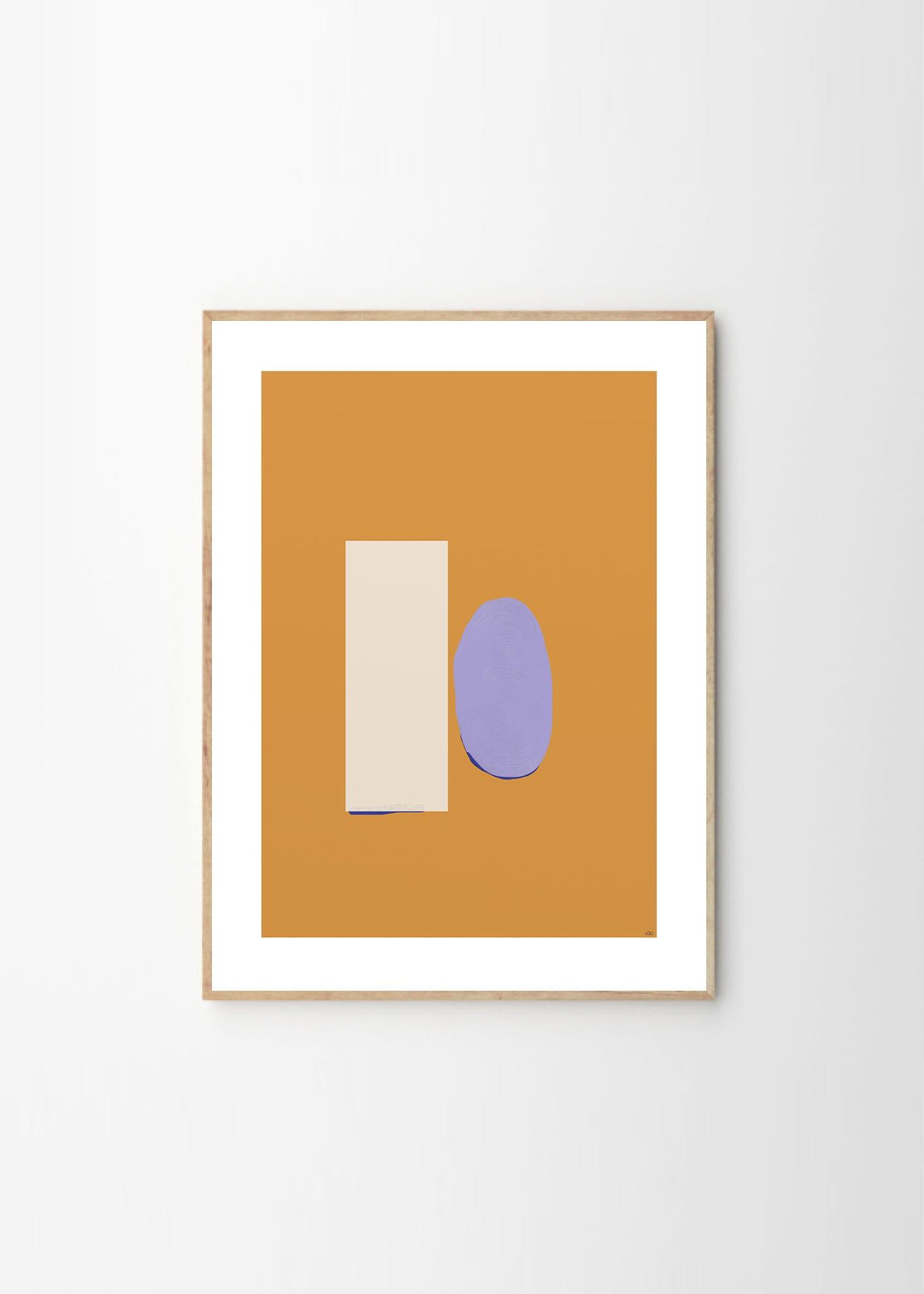 Lisa Wirenfelt, Summer House art print - THE POSTER CLUB