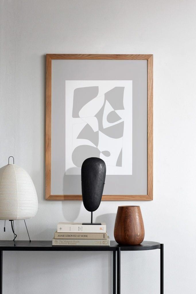 Elegant grey | Via theposterclub.com