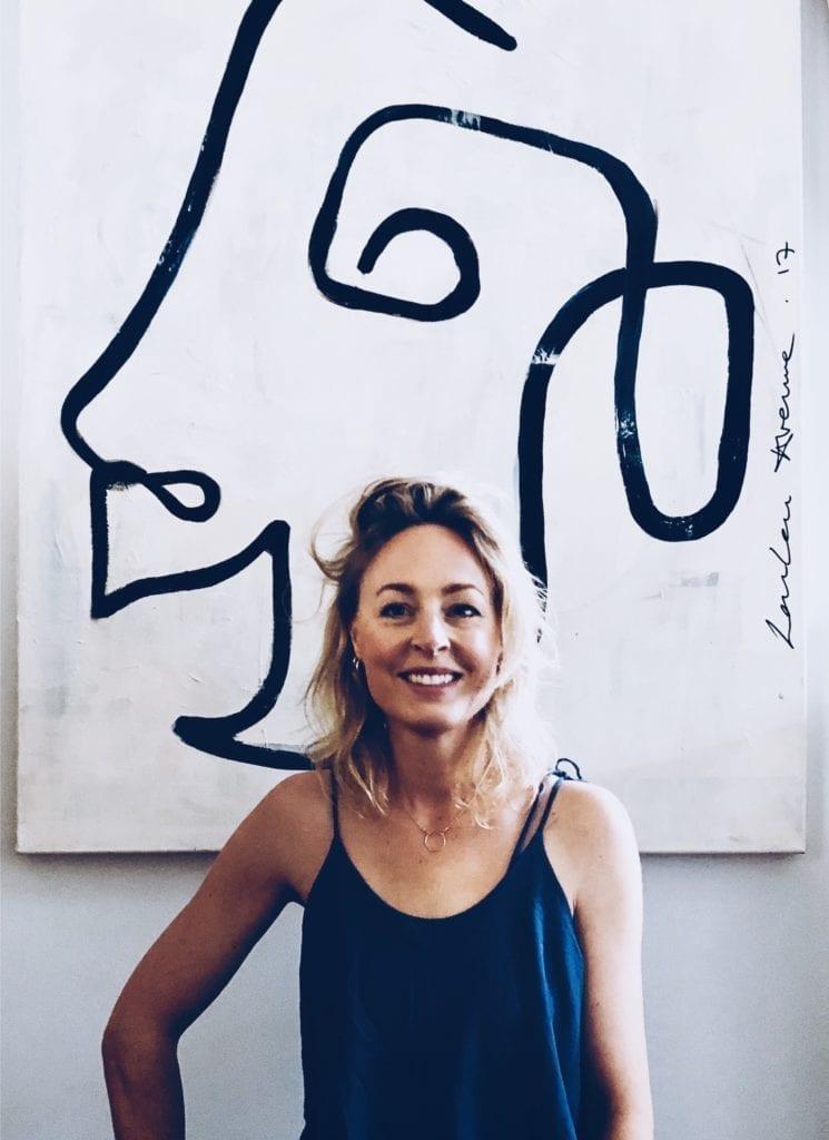 Featured Artist 'LouLou Avenue' | via theposterclub.com