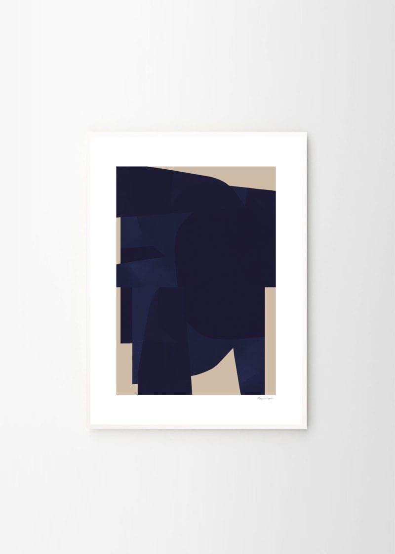 Berit Mogensen Lopez - Blue