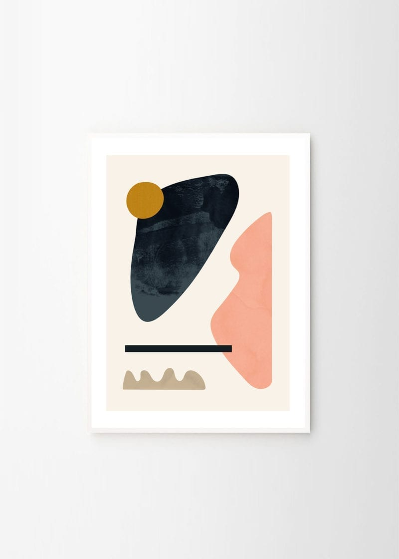 Jan Skacelik - Floating Shapes 05