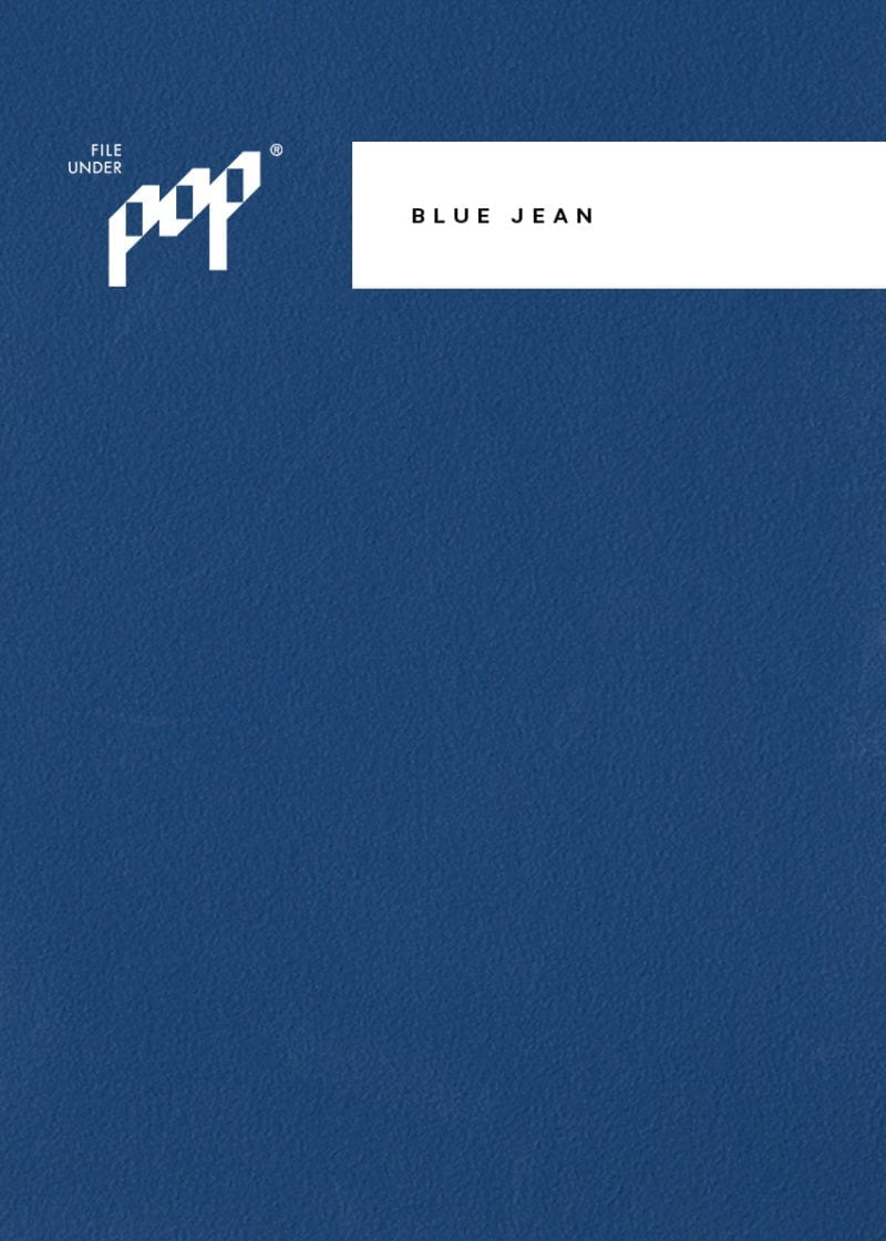 Frame Paint - Blue Jean