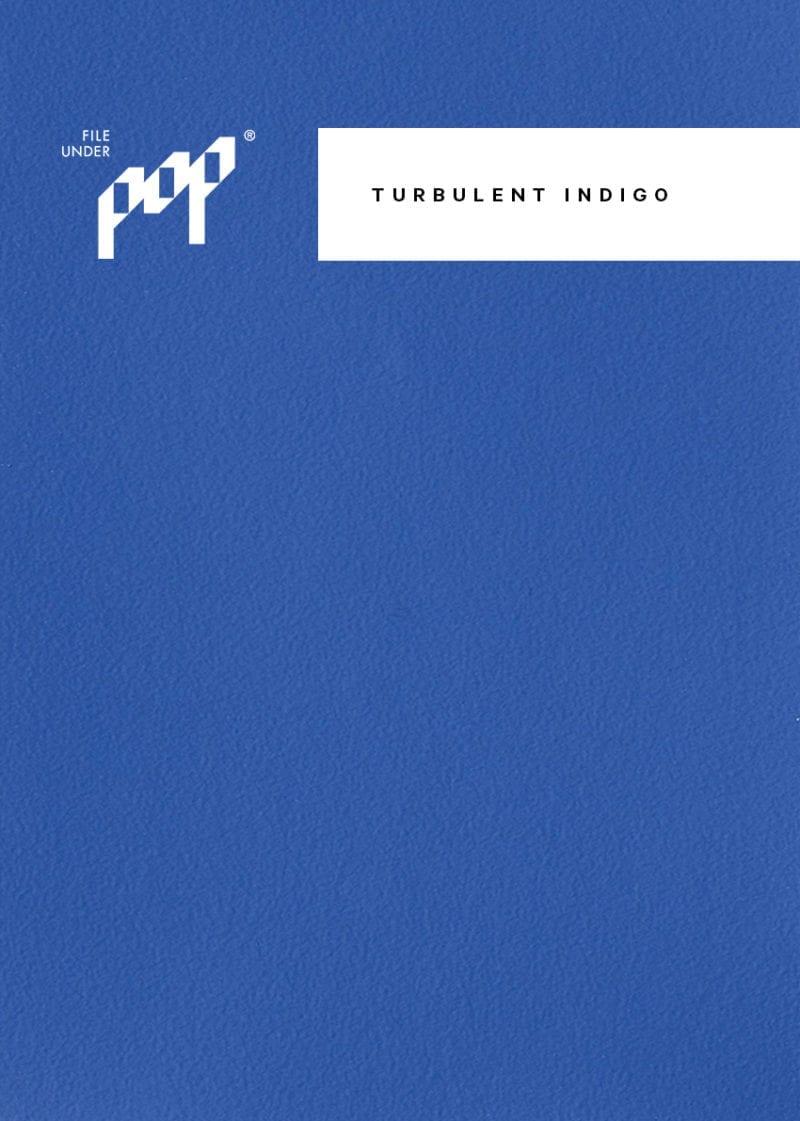 Frame Paint - Turbulent Indigo