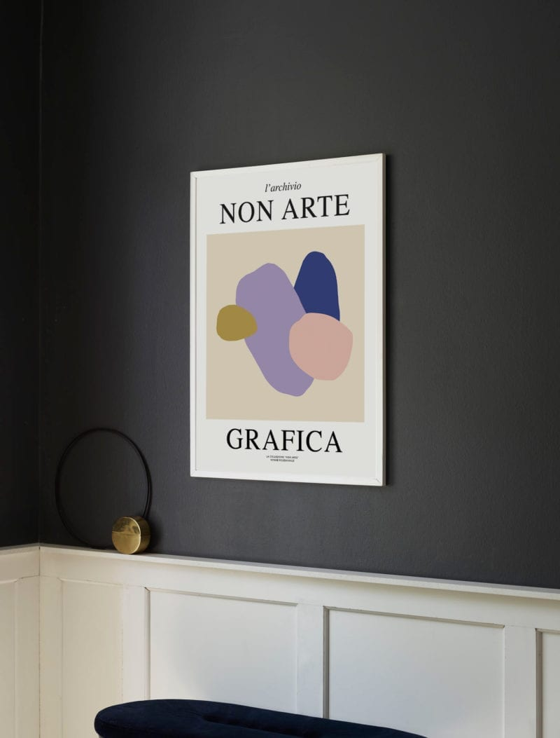 Nynne Rosenvinge - Non Arte Grafica 01