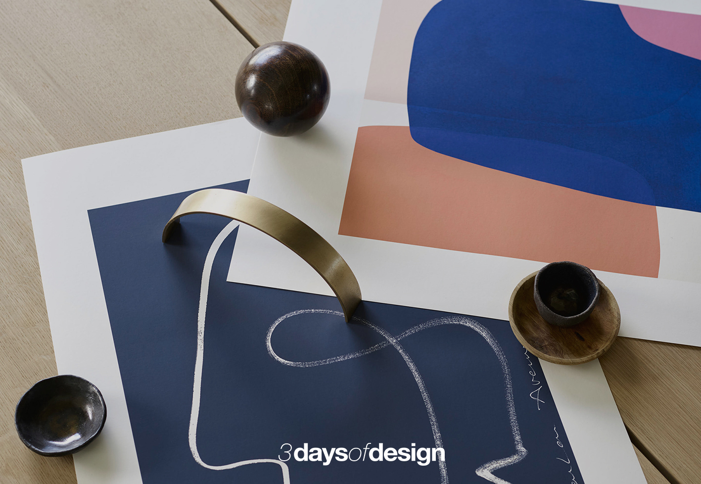 THE POSTER CLUB - 3daysofdesign Collection