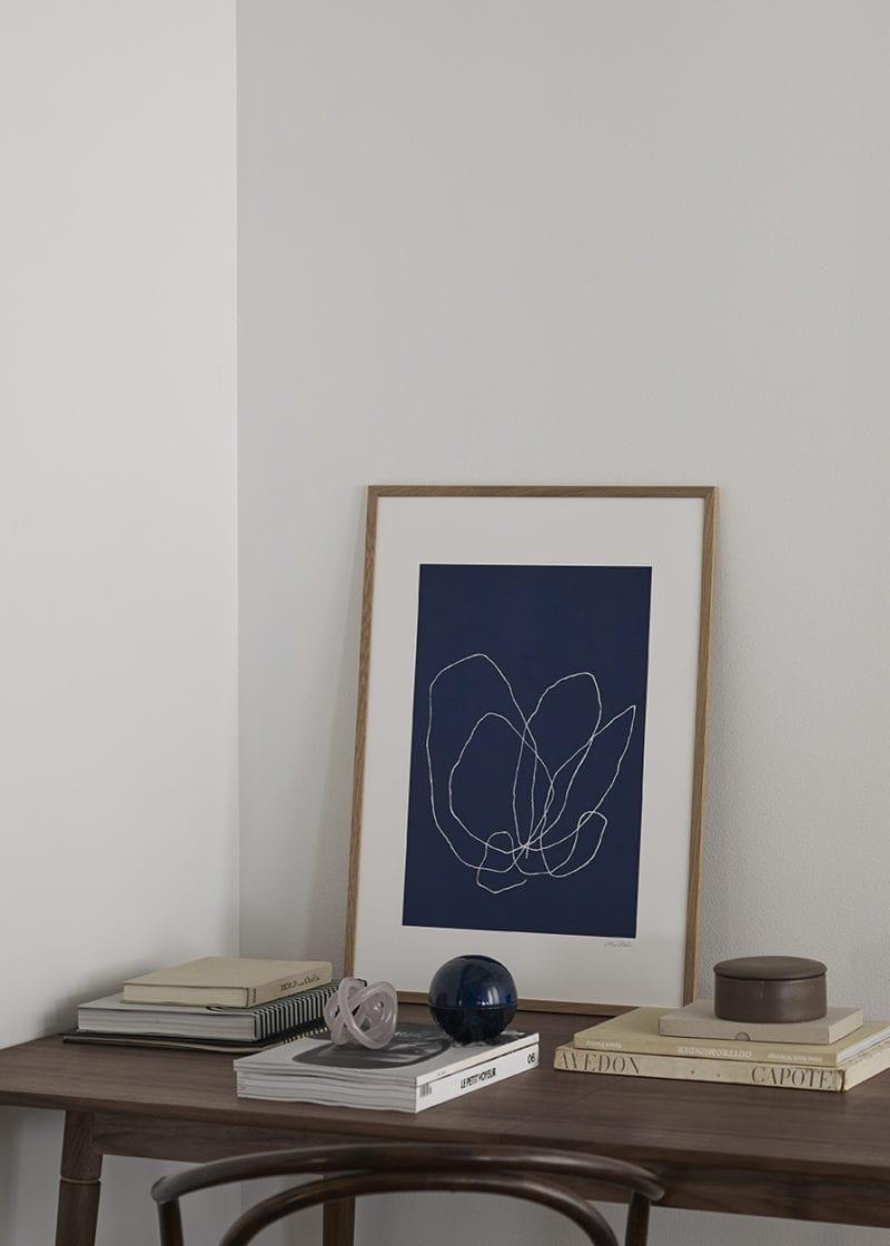 Sheryn Bullis -Elements of a Tulip
