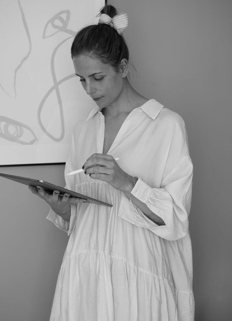 Anna Johansson | Via theposterclub.com