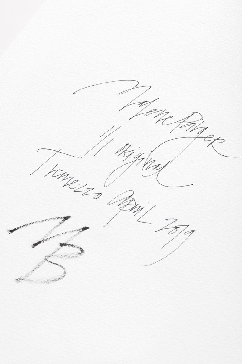Malene Birger - Abstract Letter 11