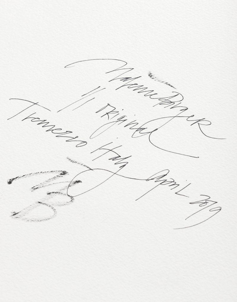 Malene Birger - Abstract Letter 12