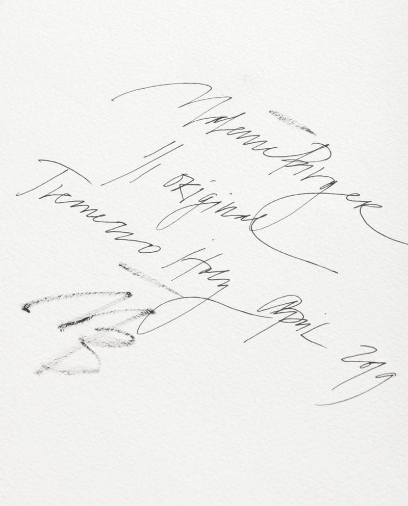 Malene Birger - Abstract Letter 15