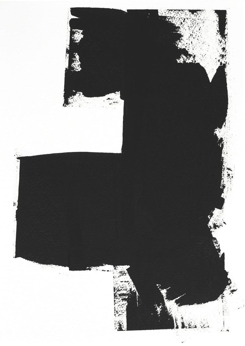 Malene Birger - Abstract Letter 3