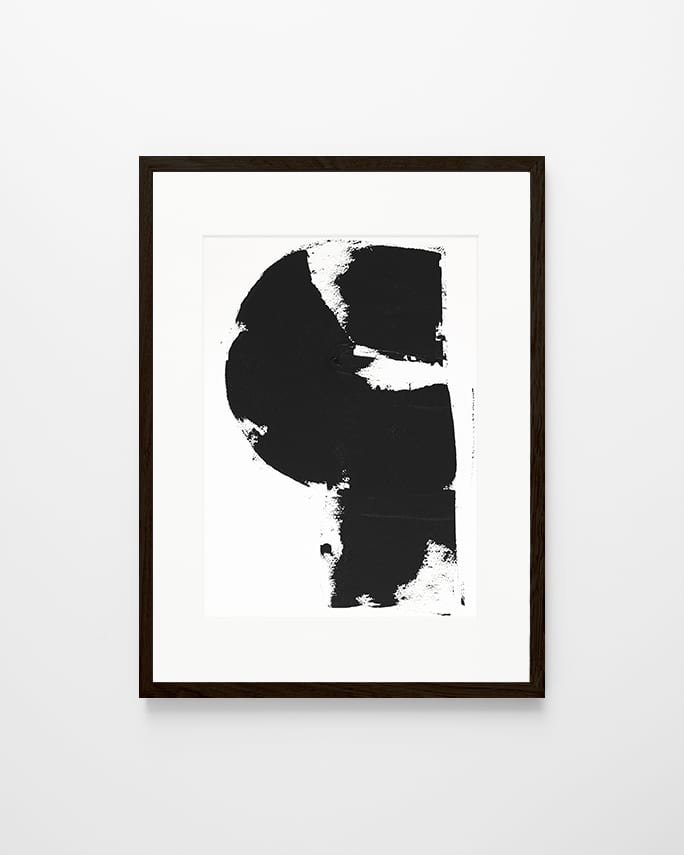 Malene Birger - Abstract Letter 4