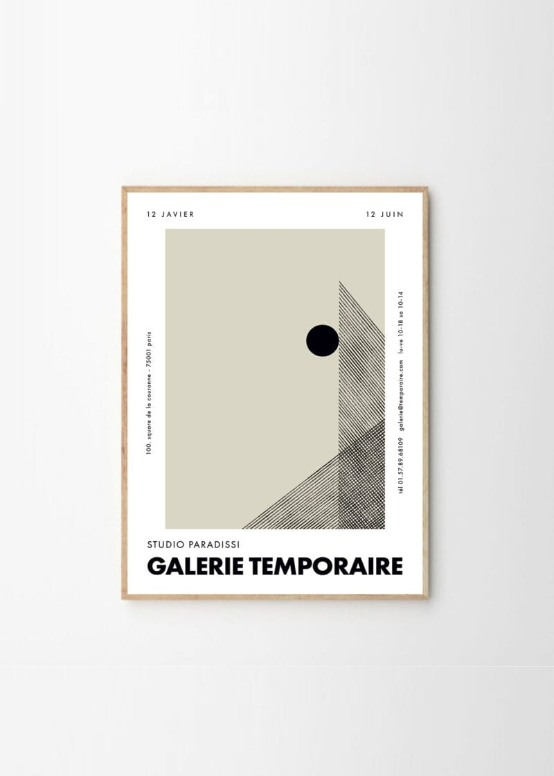 Studio Paradissi Galerie - Temporaire 29
