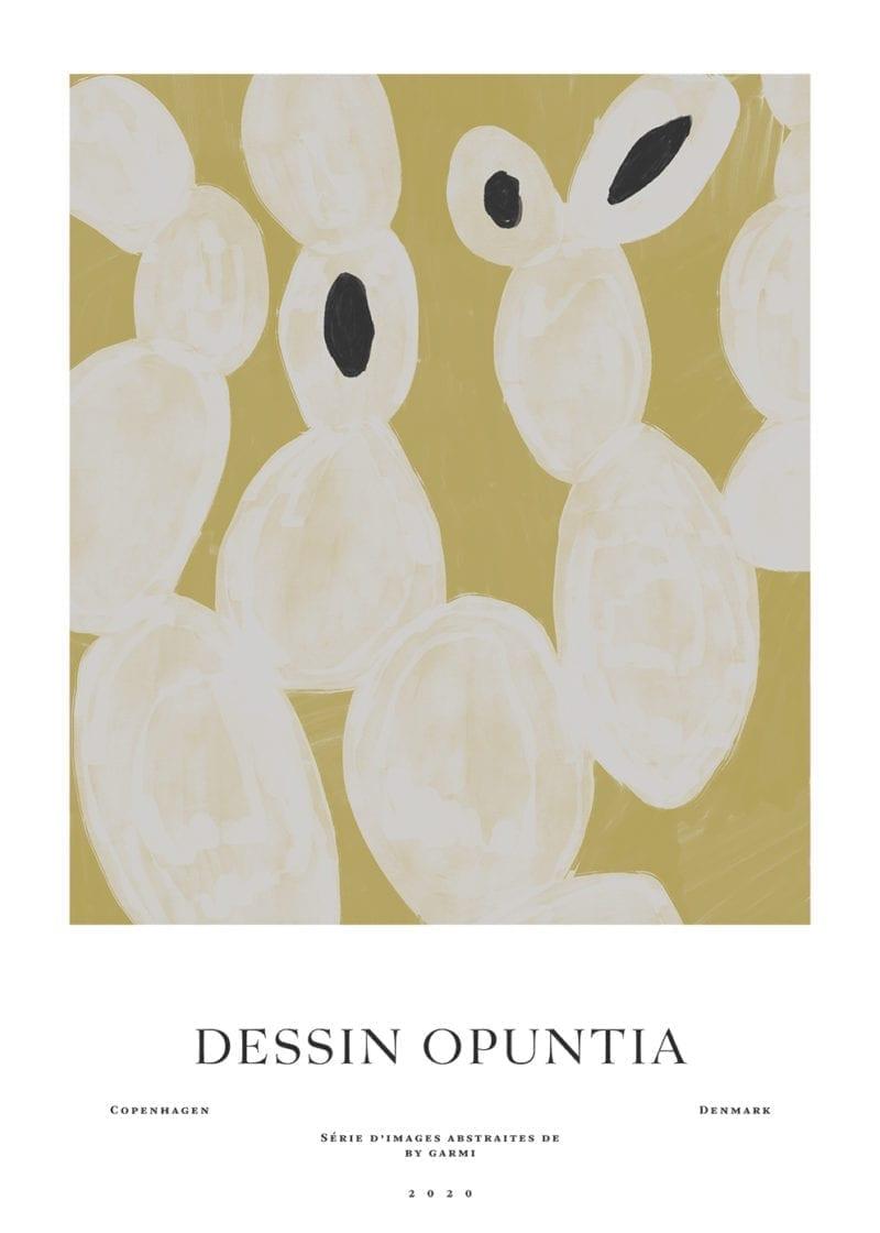 By Garmi - Dessin Opuntia