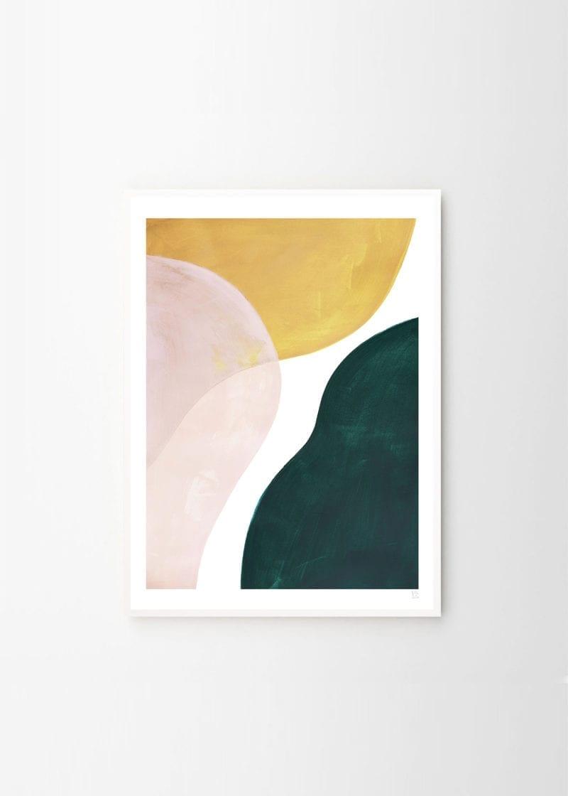 Berit Mogensen Lopez - Transparent Rose