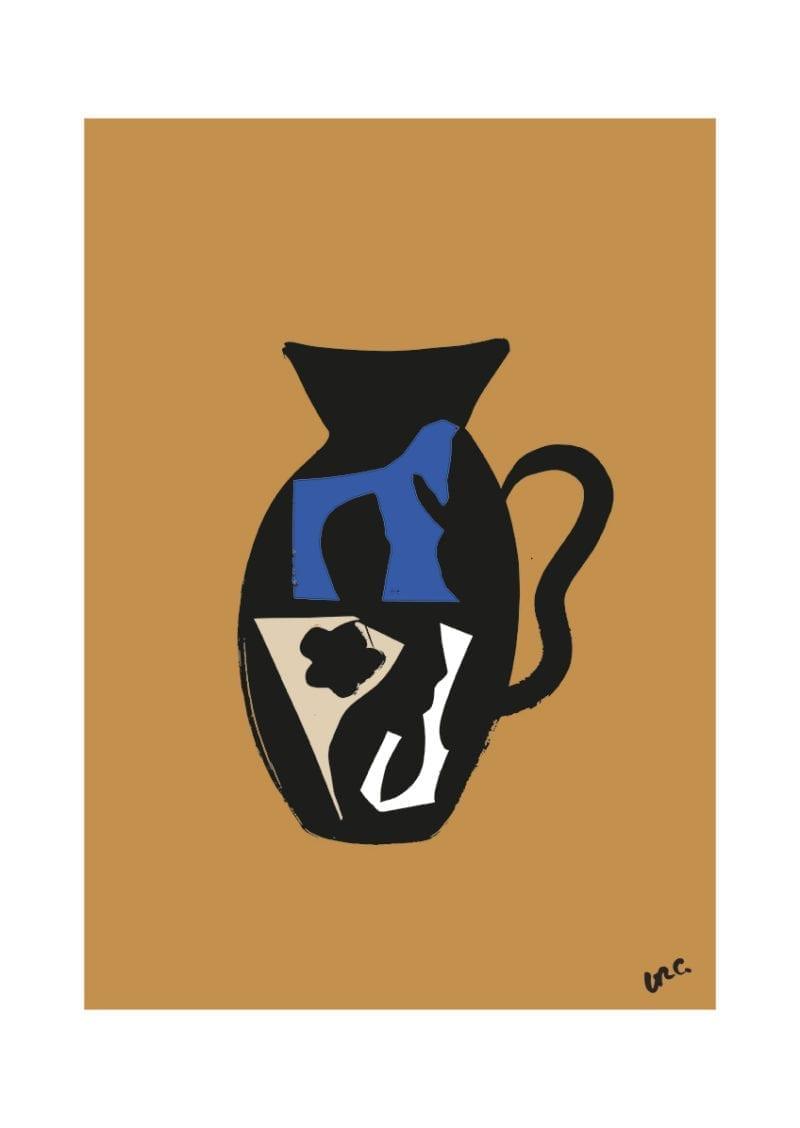 Lucrecia Rey Caro - Vase 01