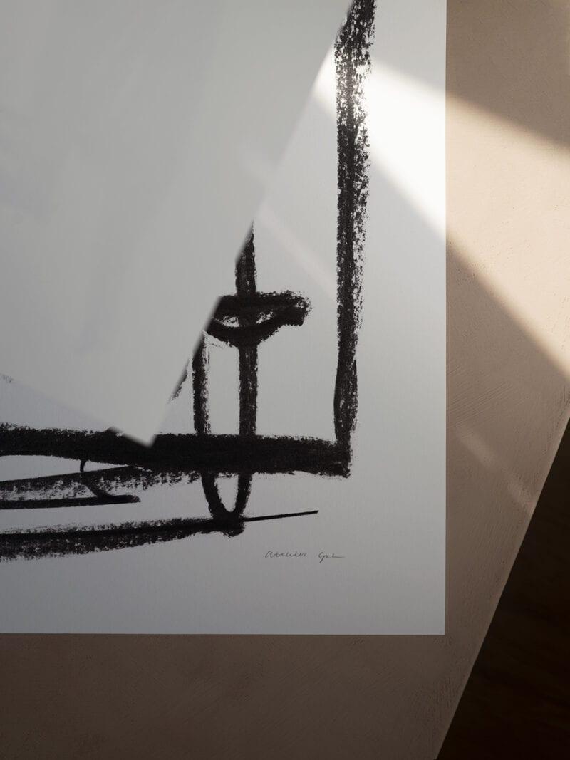 ALIUM x Atelier Cph - Turmoil