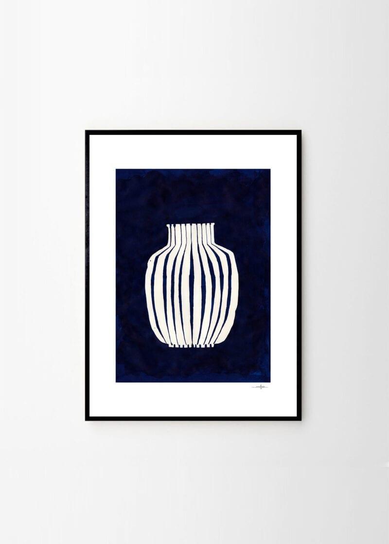 Ana Frois - Blue Vase
