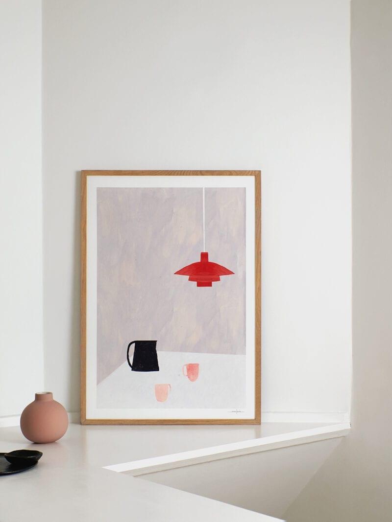 Ana Frois - Orange Pendant