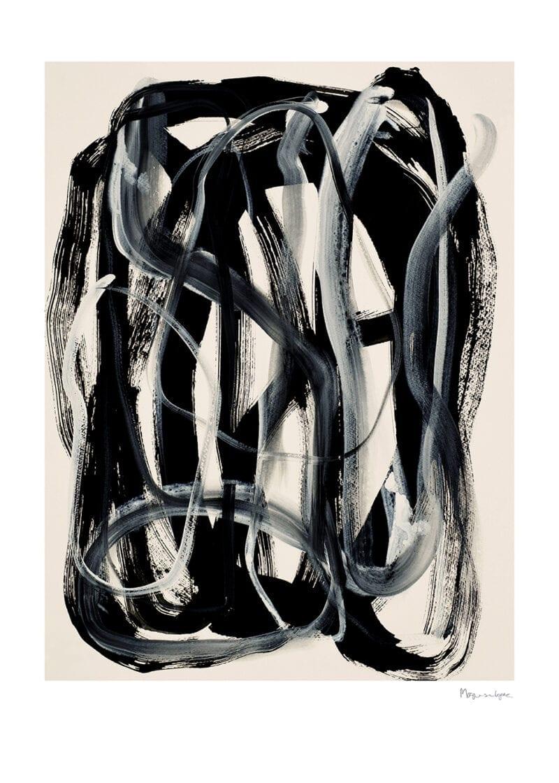 Berit Mogensen Lopez - Black and White
