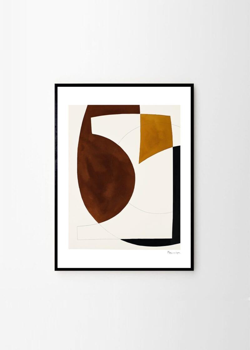 Berit Mogensen Lopez - Composition 01