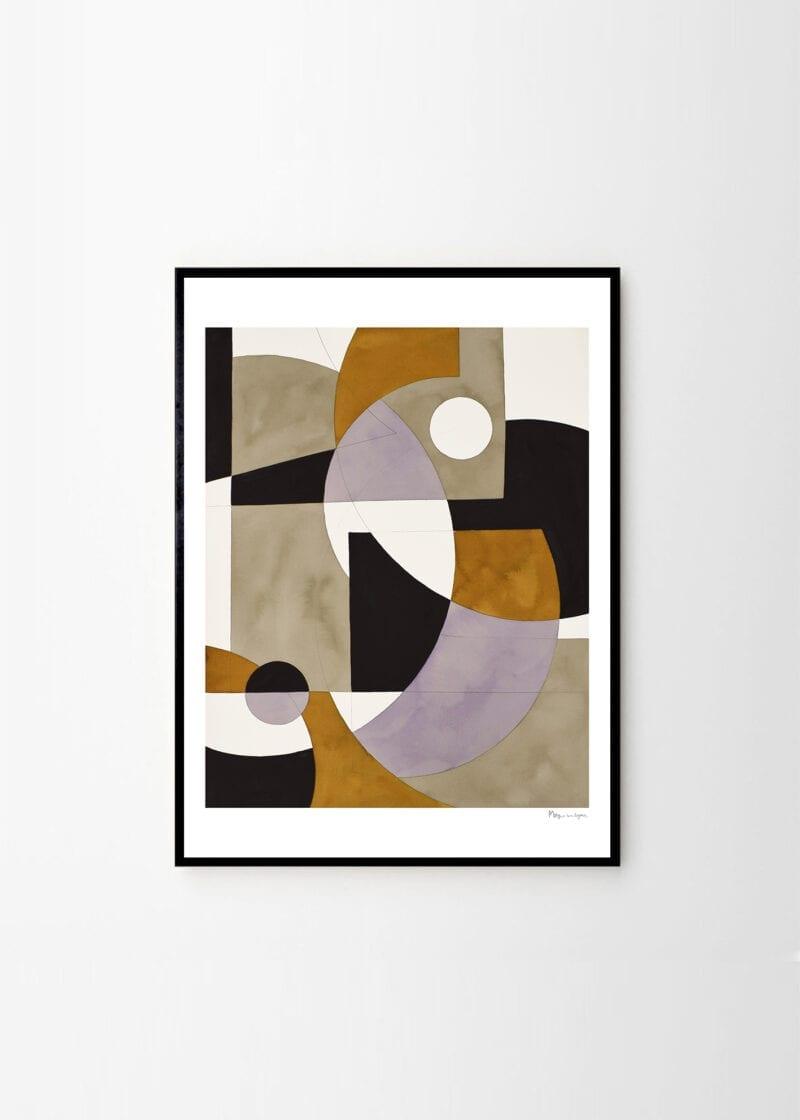 Berit Mogensen Lopez - Composition 02